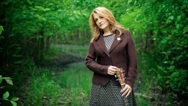 Award-winning bluegrass musician Claire Lynch plays the White Gull Inn dinner concert series on March 21.
