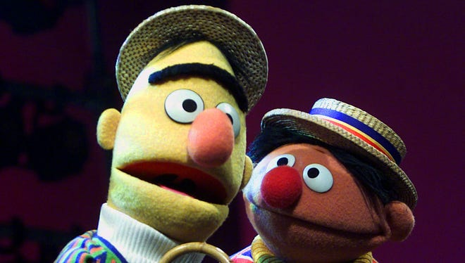 Bert and Ernie will make their big HBO debut in January.