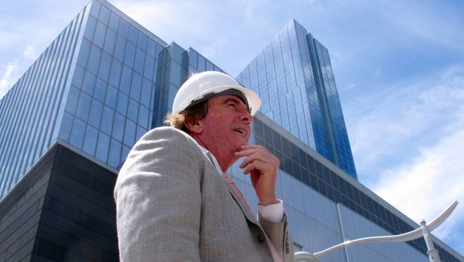 Owner Glenn Straub has renamed the former Revel casino as Ten and plans a reopening in the first quarter of 2017.