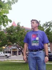 Warren Spinner, City Arborist for Burlington, extolls