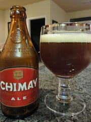 Brewed by trappist monks, Chimay's proceeds go to social services - a season appropriate drink indeed.