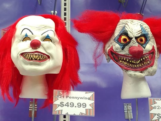 Like to clown around? Try a Pennywise costume this