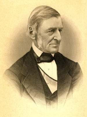 Ralph Waldo Emerson, 19th century proponent of American individualism, was considered radical for his times. He rejected God as being separate from the world, and held all things connected to the Creator to be divine.
