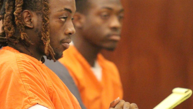 Tremond Lenor pleaded guilty to manslaughter and Bobby Lenor III entered an open plea of facilitation of voluntary manslaughter in the 2015 shooting death of Charles Whitfield.