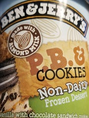 This tasty treat is from Ben & Jerry's Non-Dairy Line: