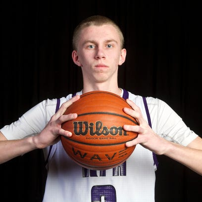 All-Shore Boys Basketball Player of the Year Brendan