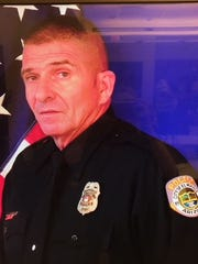 El Mirage police Officer Paul Lazinsky