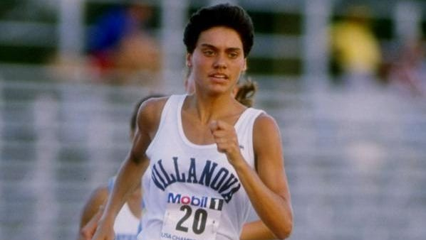 Vicky Huber Rudawsky in 1988