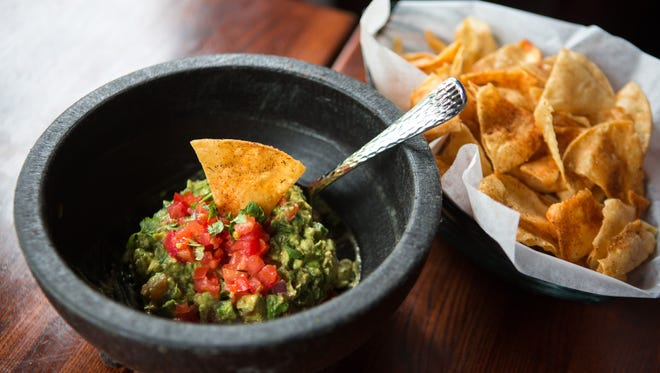 Tableside guacamole will be offered at Dos Rios' new brunch.