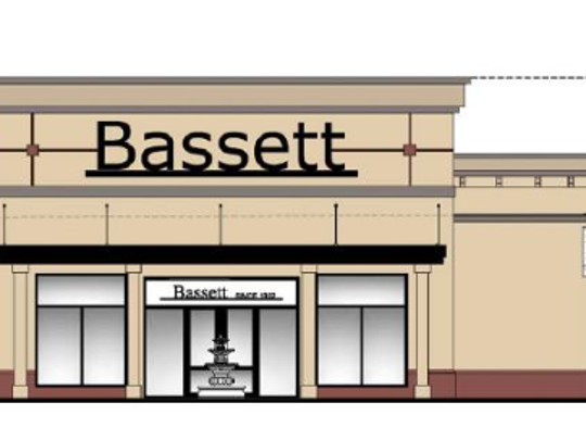 Bassett Furniture shares plans for a new store in Estero.