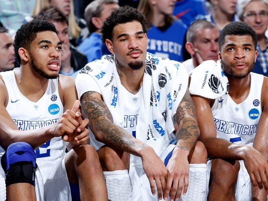 Three Reasons Kentucky Basketball Might Have One Of Its: Seven Kentucky Basketball Players Declare For NBA Draft