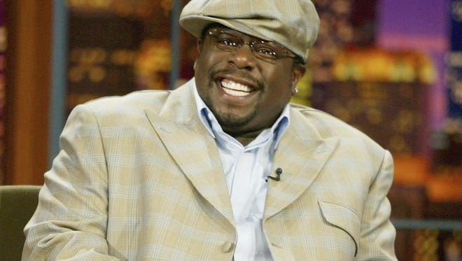 Cedric the Entertainer will be on stage at Bankers Life Fieldhouse for the Comedy Get Down on April 8.
