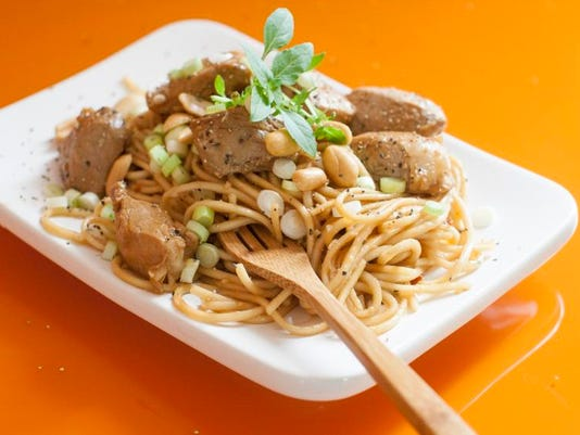 Food Deadline Jung Pao Pork (2)