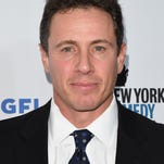 CNN anchor Chris Cuomo attends 2014 Stand Up For Heroes at Madison Square Garden on November 5, 2014 in New York City.