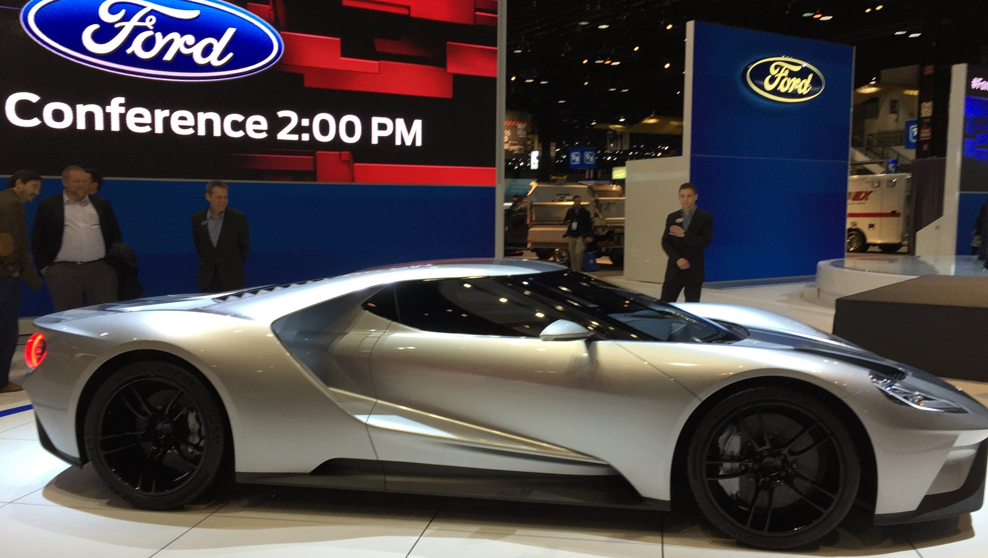 Ford Gt To Cost