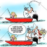 June political cartoons from the USA TODAY NETWORK