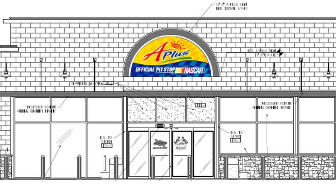 Sunoco LP is seeking approval to build a gas station and convenience store on 2.28 acres at 517 Nashville Pike.