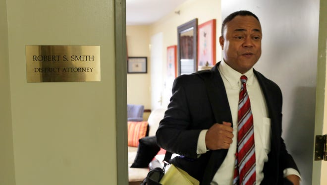 Hinds County District Attorney Robert Shuler Smith.