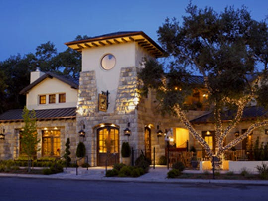 The Hotel Cheval is a luxury property right off the