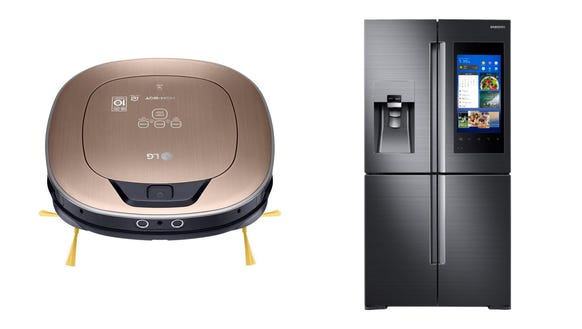 Save on the smartest appliances for your home.