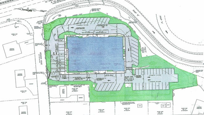 Plans for a 17,000-square-foot adult daycare facility in Wayne.