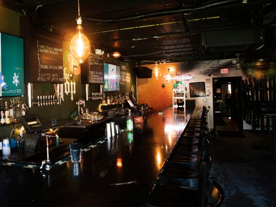 Nevermind Awesome Bar & Eatery opened in south Cape Coral in 2012.