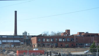 City struggles to find revenue source to demolish Frosty Morn after the Brownfields Grant application was disapproved.