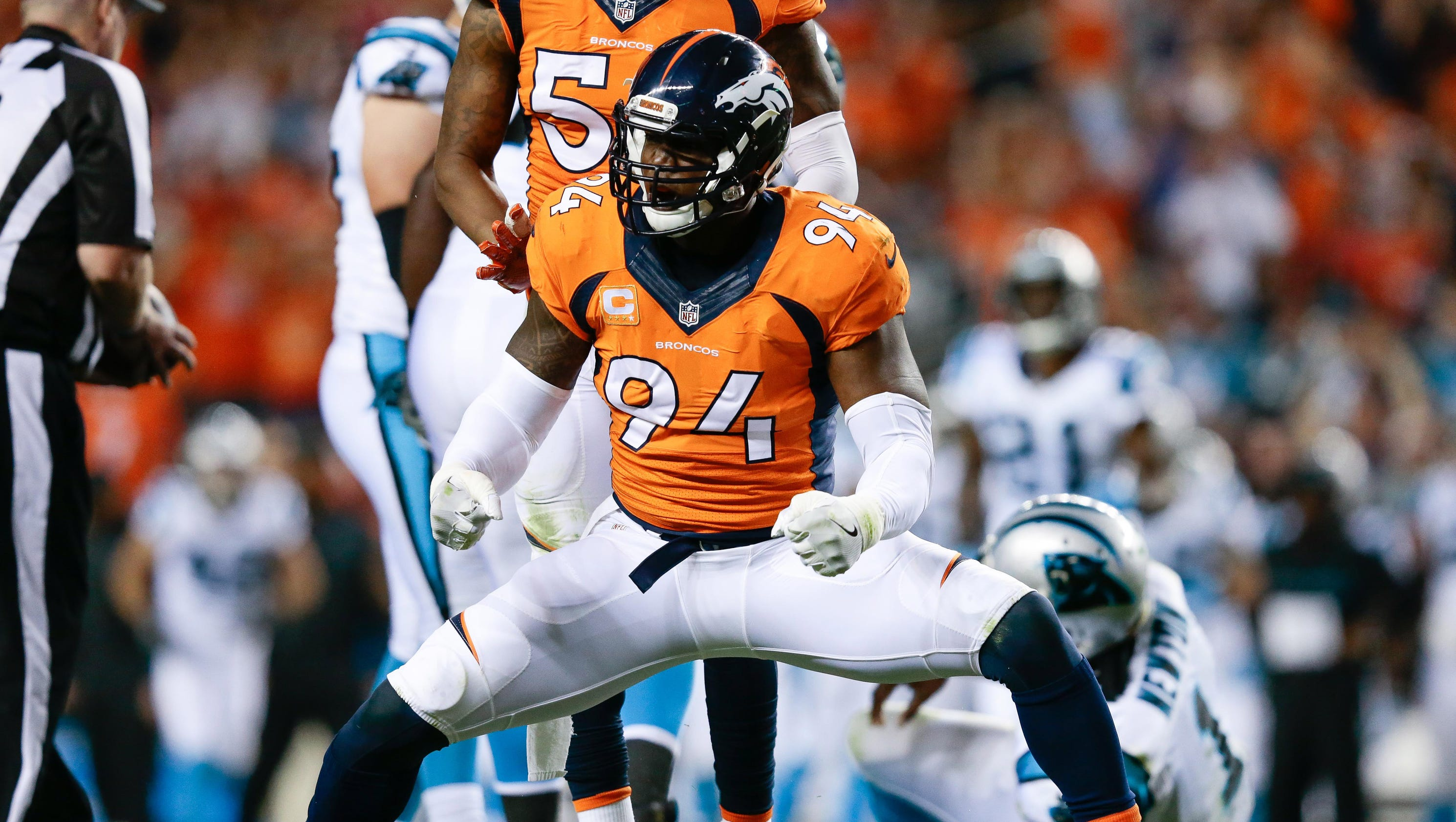 Broncos prevail in Super Bowl rematch as Cam Newton ...