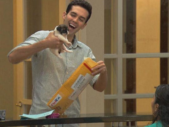 """In Tru TV's """"Carbonaro Effect"""", Michael Carbonaro deftly uses illusion to seemingly do the impossible, causing stunned reactions, all of which is captured by a hidden camera."""