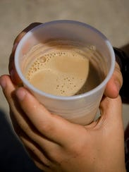 Root beer flavored milk