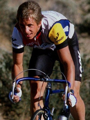 In 1985, Greg LeMond was on the verge of the first of three Tour de France titles.