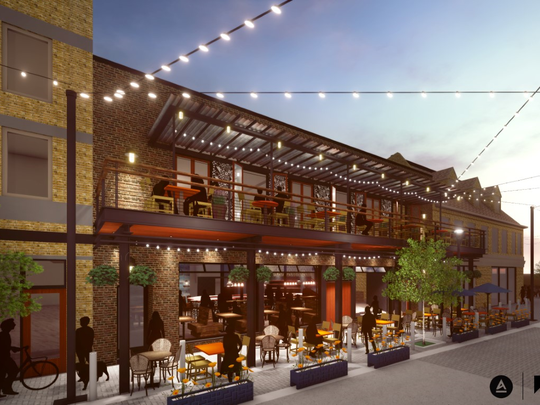 Jose's Blue Sombrero restaurant is scheduled to become a part of the Wauwatosa Village. It will be housed in the location of the current Chancery restaurant.