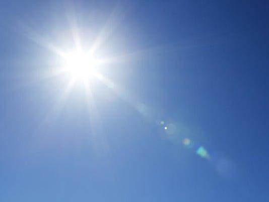weather sun