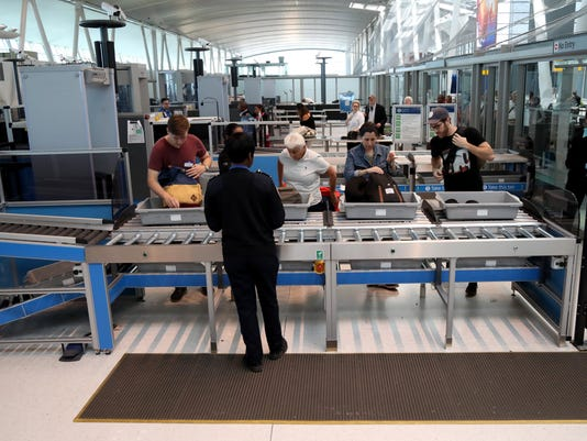 TSA officers ruled immune from lawsuits over checkpoint disputes