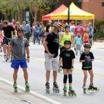 Ciclovia ready to trek across downtown Pensacola for second year