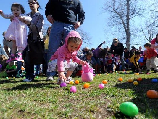 3-Easter Egg Hunt