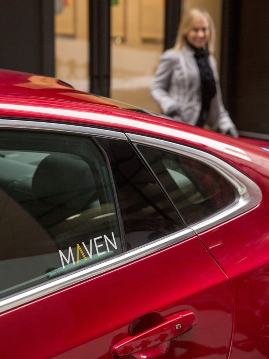 Peer To Peer Car Sharing >> GM to launch Maven car-sharing in Ann Arbor
