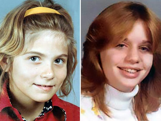 Cynthia Coon, 13, missing since 1970 from Ann Arbor; Nadine O'Dell, 16, missing since 1974 from Inkster; Kimberly King, 13, missing since 1979 from Warren; Kim Larrow, 15, missing since 1981 from Canton; and Kellie Brownlee, 17, missing since 1982 from Novi.