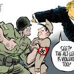Editorial: Florida calm, Trump storm