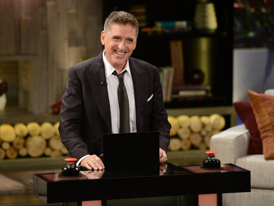 Craig Ferguson has continued hosting the syndicated