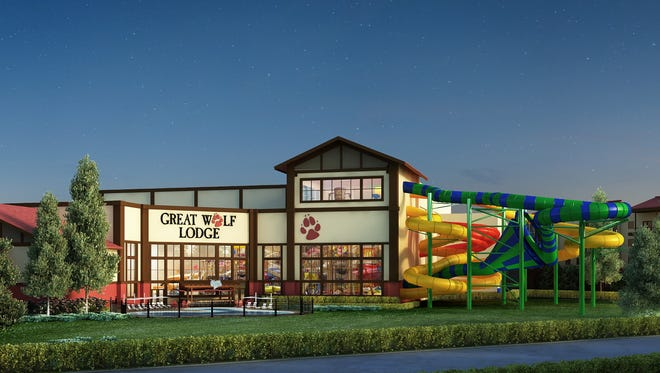 Great Wolf Lodge will open in Key Lime Cove's old spot in Gurnee, Illinois, in July.