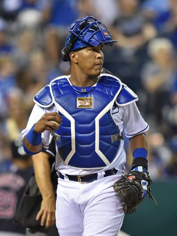 Salvador Perez leads all AL players with 1,447,753