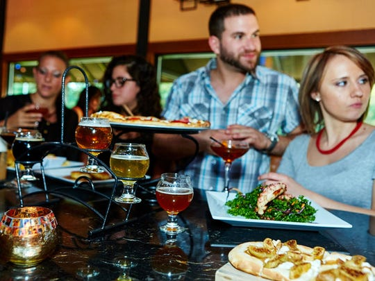 According to many craft beer experts, Gusto Grill in East Brunswick has one of the best menus in the state.