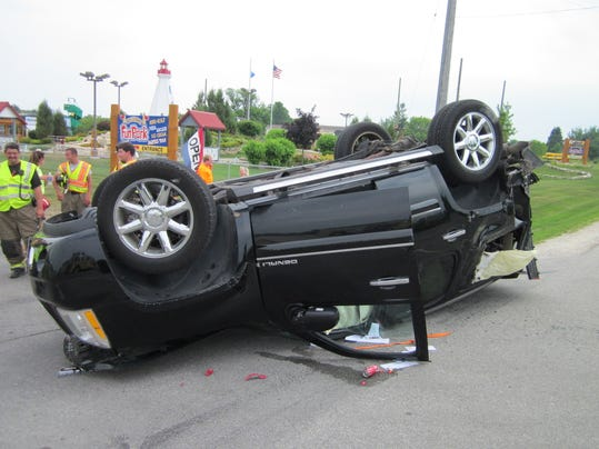 -DCA 0723 eight injured in crash by fun park.JPG_20140722.jpg