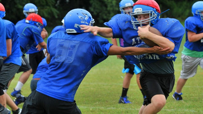 Athens has had at least a share of the Cloverwood Conference title the past four seasons and is coming off a win over Loyal in the season opener last week.