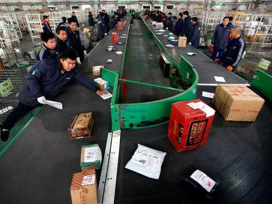 China holds world's biggest one-day shopping spree