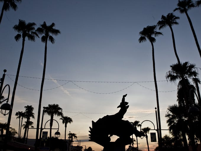 From Bing Crosby to Beyoncé, Scottsdale and Paradise