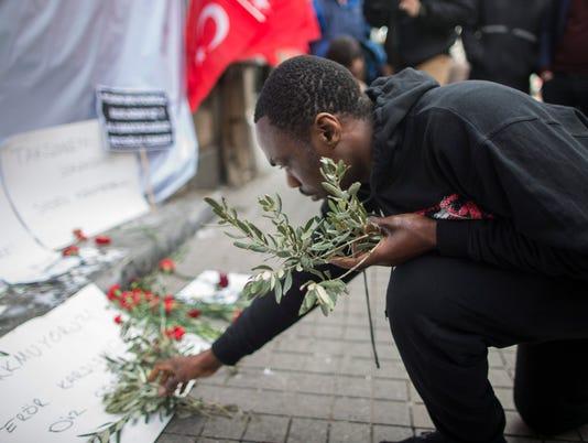 EPA TURKEY EXPLOSION WAR ACTS OF TERROR TUR