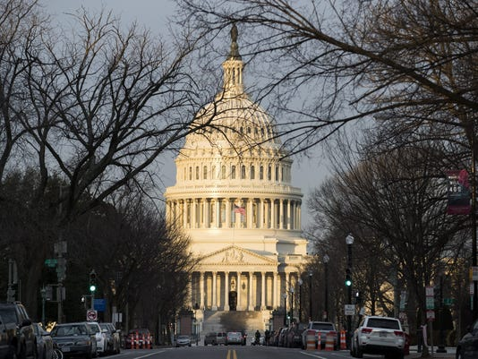 EPA USA POLITICS SENATE CONFIRMATION HEARINGS POL GOVERNMENT USA DC