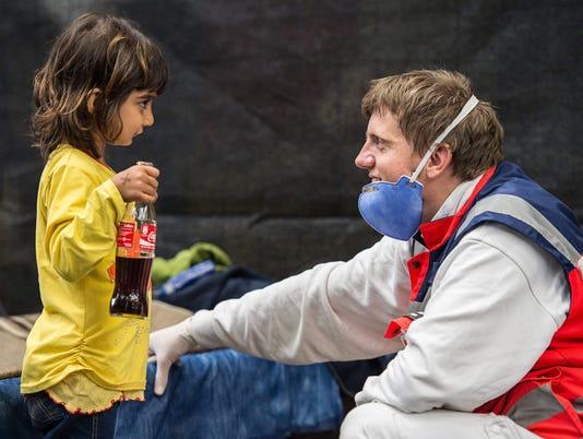 German Refugee Red Cross